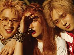 triple a halloween horror nights hyuna and her new group triple h debut first concert at k fun stage