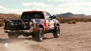 baja truck skullcandy toyota tacoma baja truck testing youtube
