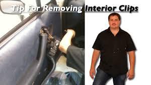 nissan murano door trim clips how to remove interior car door trim youtube
