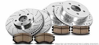 2007 honda accord rotors front and rear brake rotors ceramic pads kit 2006 2007 honda