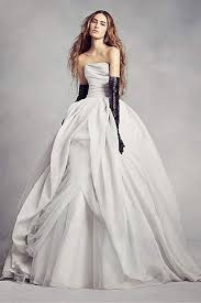 wedding dress vera wang white by vera wang wedding dresses gowns david s bridal