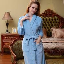 robe de chambre eponge femme robe de chambre polaire femme bleu ciel achat vente robe de
