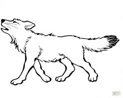 free printable wolf coloring pages free coloring pages