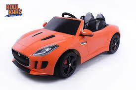 jaguar cars f type kool karz jaguar f type electric ride on toy car u2013 kool karz