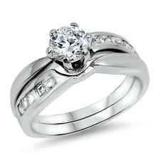 Walmart Wedding Ring Sets by 324 Best Chapel Of Love Wedding Ring Sets Images On Pinterest