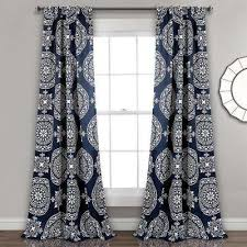 Lush Decor Curtains & Drapes Window Treatments The Home Depot
