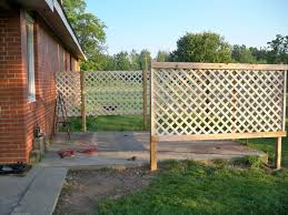 Trellis As Privacy Screen 76 Best Patio Privacy Images On Pinterest Patio Ideas Patio