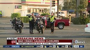 North Las Vegas Crime Map by Update Man Identified In Thursday North Las Vegas Crash Ktnv