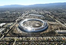 apple channels steve jobs with design of u0027spaceship u0027 campus