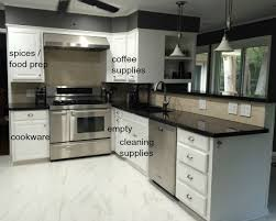 How To Put In Kitchen Cabinets Where To Put Things In Kitchen Cabinets House Planning How To Set