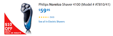 target black friday shaver coupon philips norelco coupon 100 in new norelco coupons living rich
