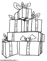 coloring sheets of christmas presents christmas presents coloring