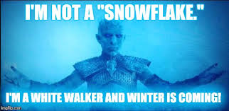 Meme Creator Winter Is Coming - white walker king meme generator imgflip