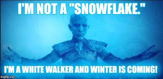 White Walker Meme - white walker king meme generator imgflip