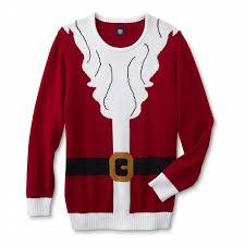 santa sweater route 66 s sweater santa shop your way