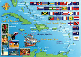 Caribbean Sea Map by You Can See A Map Of Many Places On The List On The Site Page 709