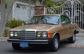 mercedes 300d coupe 1983 mercedes 300cd turbo diesel coupe only 162k mls w leather