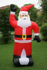 25ft santa for outdoor santa claus