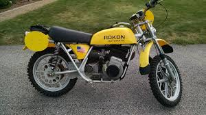 1970s motocross bikes auction find 1976 rokon rt340 bestride
