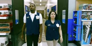 wal mart workers protest new dress code business insider