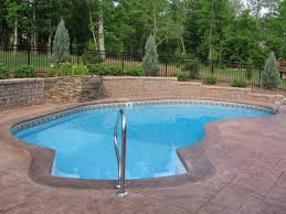 exterior glamorous pool ideas swimming pool fence ideas summer