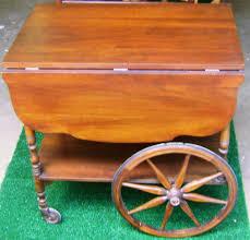 Microwave Cart With Wheels Kitchen Tea Carts Tea Carts Bar Serving Cart