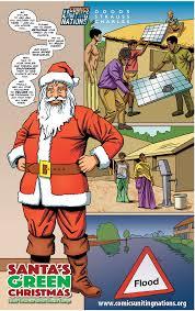 press kit launch of santa u0027s green christmas