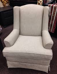 Swivel Club Chair Upholstered Purchased The Natasha Swivel Glider Best Chair From Baby U0027s 1st
