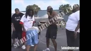 kimbo slice vs dreads fight hd wow youtube