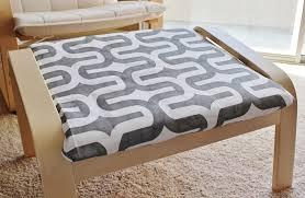 Ikea Poang Ottoman Ikea Poang Ottoman Slipcover Tutorial Sew Much Pinterest