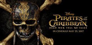 pirates of the caribbean dead men tell no tales disney