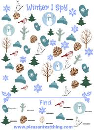 winter i spy game spy games winter and gaming