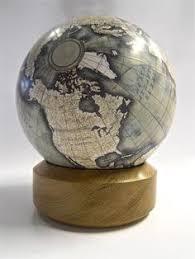 Small Desk Globe The Churchill Globe Next To A Small Desk Globe 127cm 50