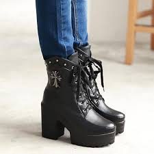 womens boots europe shop fashion rivet boots europe and america