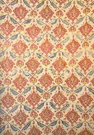 ottoman with patterned fabric the art of turkish textiles