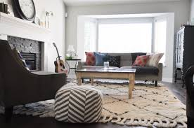fluffy rugs for living room trends with modern shag pictures