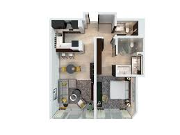 bedroom 40 small one bedroom apartment floor plans awesome