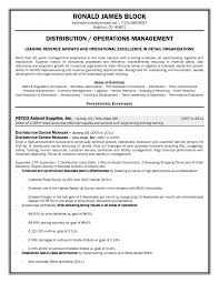 Best Resume Samples For Logistics Manager resume warehouse manager resume sample