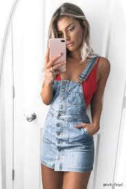 contemporary overall dress forever 21 2000105342