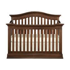 Convertable Crib by Baby Cache Montana 4 In 1 Convertible Crib Brown Sugar Toys