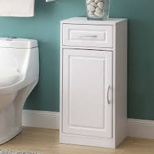 elegant home fashions connor 1 door floor cabinet with drawer