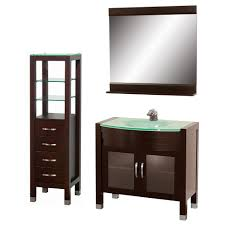 36 Inch Bathroom Vanities by 36 Bathroom Vanity With Offset Sink Search 36 Bathroom Vanity