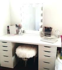 makeup vanity table without mirror small makeup table with mirror makeup table ideas small makeup