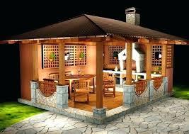 Summer Houses For Garden - small house garden landscape diy sunday showcase 718 small garden