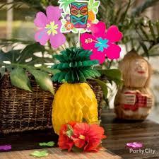 tropical pineapple cupcakes idea luau food ideas luau party