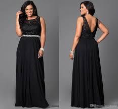 black cheap bridesmaid dresses 2017 plus size jewel sheer