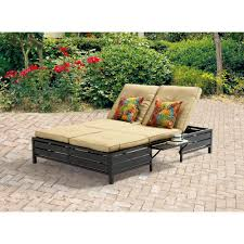 christopher knight home outdoor brown wicker cushioned adjustable