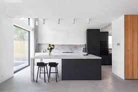 white kitchen cupboards black bench v groove archives premier kitchens