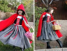 Red Riding Hood Costume Diy Red Riding Hood Costume Cosplayshot Cosplayshot