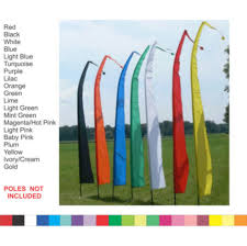 Flags That Are Orange White And Green Bali Flags 3 Meter Colour Wedding Beach Garden Party Free